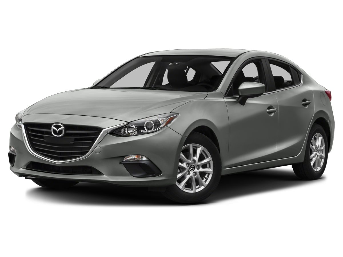 Photo Used 2015 Mazda Mazda3 i in West Palm Beach, FL