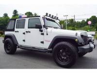 2015 Jeep Wrangler Unlimited Sport 4x4 SUV in East Hanover, NJ