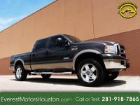 2007 Ford F-250 SD LARIAT CREW CAB SHORT BED 4WD DIESEL