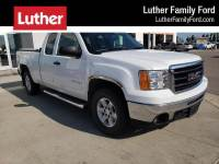 2010 GMC Sierra 1500 4WD Ext Cab 143.5 SLE Truck Extended Cab 8