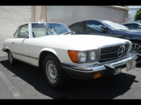 1984 Mercedes-Benz 380 Series 2dr Coupe 380SL