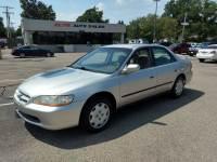 1999 Honda Accord Sdn 4dr I4 AT LX