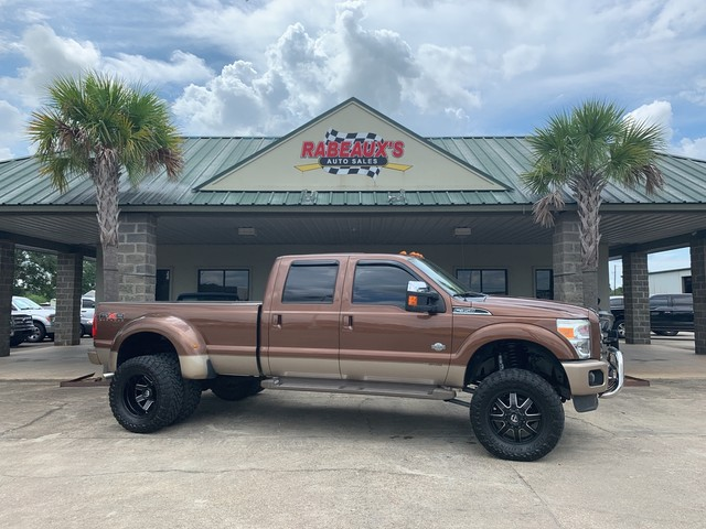 Photo 2011 Ford Super Duty F-350 Crew Cab 4WD King Ranch