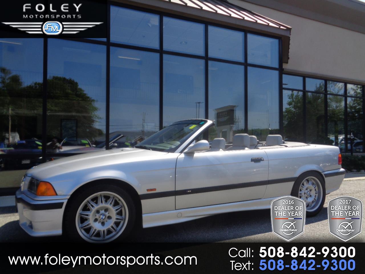 Photo 1998 BMW 3 Series M3 2dr Convertible Auto