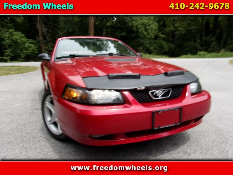 Photo 2000 Ford Mustang GT convertible