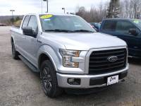 2015 Ford F-150 XLT Extended Cab Short Bed Truck 6-Speed Automatic 4x4