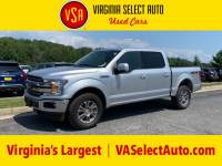 Used 2019 Ford F-150 Lariat Truck for sale in Amherst, VA