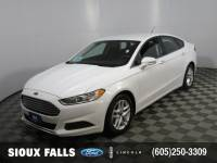 Pre-Owned 2013 Ford Fusion SE Sedan for Sale in Sioux Falls near Brookings