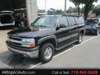 2003 Chevrolet Suburban 4dr 2500 4WD LT