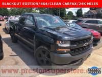 Certified Used 2017 Chevrolet Silverado 1500 WT Truck in Burton, OH