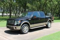 Used 2013 Ford F-150 King Ranch Crew Cab 4WD