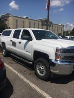 Pre-Owned 2017 Chevrolet Silverado 2500HD WT Truck Crew Cab