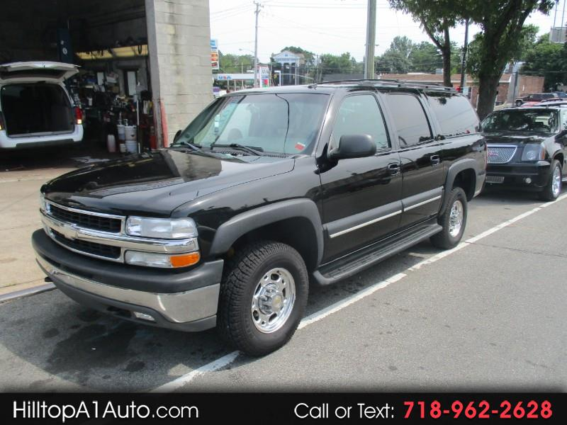 Photo 2003 Chevrolet Suburban 4dr 2500 4WD LT