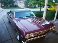 1967 Chevrolet Chevelle -MALIBU-CRUISE N STYLE-PRICED TO SELL QUICK!