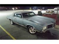 1971 2 door cutlass