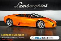 Used 2006 Lamborghini Murcielago Roadster For Sale Richardson,TX | Stock# LC594 VIN: ZHWBU26S56LA01907