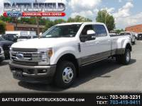 2019 Ford F-350 SD Crew Cab 4x4 King Ranch DRW Pickup