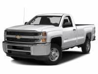 2016 Chevrolet Silverado 2500HD Work Truck Truck Regular Cab For Sale in Conway