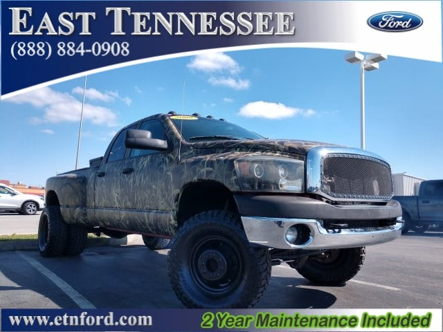 Photo 2008 Dodge Ram 3500 Lone Star Truck Quad Cab - Used Car Dealer Serving Upper Cumberland Tennessee