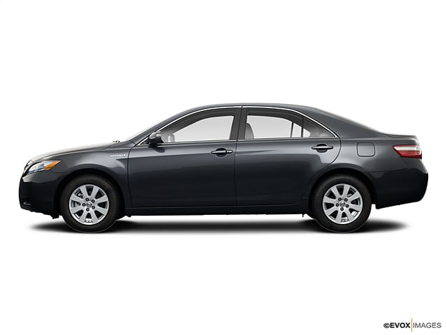 Photo Used 2008 Toyota Camry Hybrid Hybrid For Sale Chicago, IL
