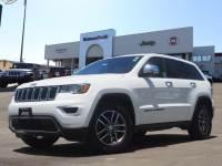 2018 Jeep Grand Cherokee Limited RWD SUV