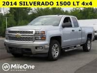2014 Chevrolet Silverado 1500 LT Truck Double Cab