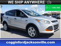 Certified 2016 Ford Escape S SUV in Jacksonville FL