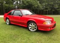 1993 Ford Mustang -SVT COBRA 30k MILES-CLEAN AUTOCHECK-4 OWNER-HATCHBACK
