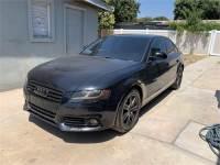 2009 Audi A4 quattro