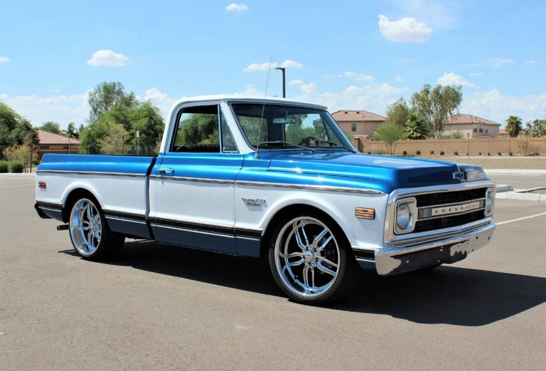 Photo 1970 Chevrolet PickUp -C10 SHORTBED POWER PRO TOURING