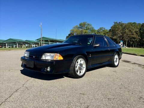 Photo 1993 Ford Mustang -SUPERCHARGED COBRA SVT-CLEAN AUTO CHECK-