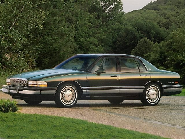 Photo Used 1992 Buick Park Avenue in Great Falls, MT