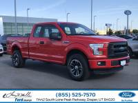 2016 Ford F-150 Extended Cab Short Bed Truck V-6 cyl