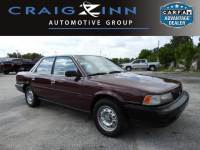 Pre Owned 1991 Toyota Camry 4dr Sedan Auto VIN4T1SV24E5MU443489 Stock NumberT836800