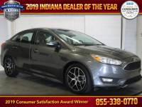2016 Ford Focus SE Sedan Front-wheel Drive
