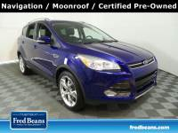 Used 2016 Ford Escape For Sale | Langhorne PA | 1FMCU9J96GUC04027