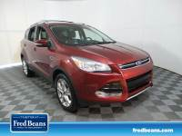 Used 2016 Ford Escape For Sale | Langhorne PA | 1FMCU9JX4GUC85592