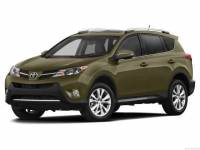 2013 Toyota RAV4 AWD 4dr Limited