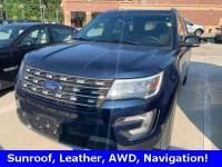 2017 Ford Explorer XLT SUV