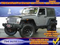 2013 Jeep Wrangler 4WD 2dr Sport W/Custom Lift/Wheels/Tires