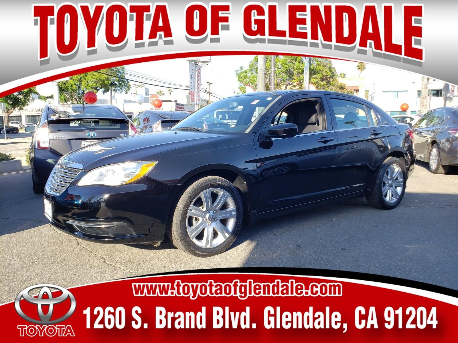 Photo Used 2013 Chrysler 200, Glendale, CA, Toyota of Glendale Serving Los Angeles
