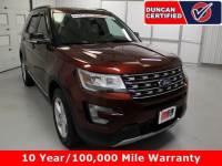 Used 2016 Ford Explorer For Sale at Duncan's Hokie Honda | VIN: 1FM5K8D89GGC29658