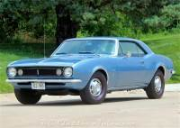 1967 Chevrolet Camaro Original 1 Family owned