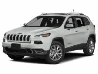 2016 Jeep Cherokee Latitude 4x4 SUV - Used Car Dealer Serving Santa Rosa & Windsor CA