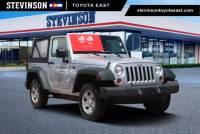 Used 2010 Jeep Wrangler Sport SUV