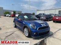 Used 2015 MINI Roadster Cooper S Roadster Convertible