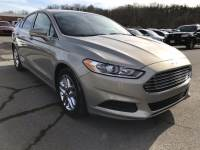 Used 2015 Ford Fusion SE Sedan