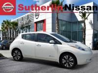 Used 2015 Nissan LEAF SL Hatchback