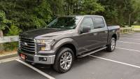 2016 Ford F-150 XLT SuperCrew 5.5-ft. Bed 4WD Automatic