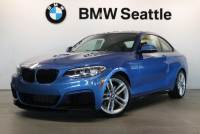 Used 2014 BMW 228 in Seattle